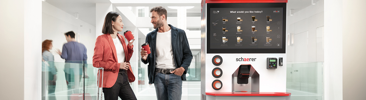 Home Schaerer Fully automated coffee machines