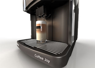 schaerer coffee joy schaerer vollautomatische kaffeemaschinen. Black Bedroom Furniture Sets. Home Design Ideas