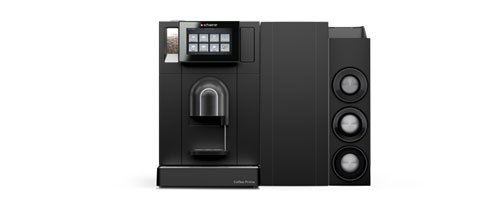 Verrassend Schaerer Coffee Prime - Schaerer - Fully automated coffee machines TX-81
