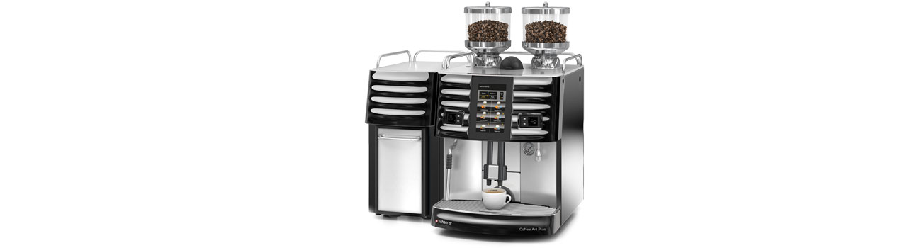 Schaerer Coffee Art Plus Schaerer Fully Automated