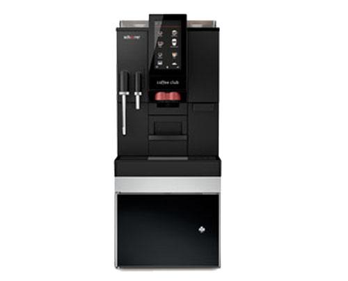 Mini Kühlschrank Für Kaffeemaschine : Schaerer coffee club schaerer vollautomatische kaffeemaschinen