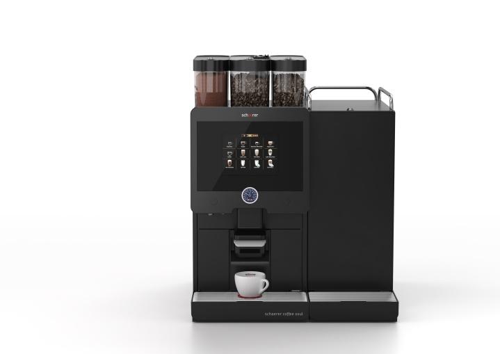 schaerer coffee soul schaerer vollautomatische kaffeemaschinen. Black Bedroom Furniture Sets. Home Design Ideas